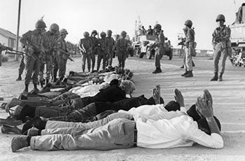 Egyptian civilian prisoners during 1967 war - did Israeli soldiers repeat their murders of eleven years earlier?