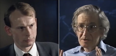Chomsky and Marr