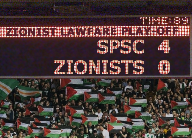 SPSC 4 0 Zionists