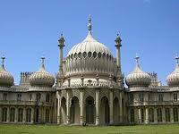 Brighton Pavilion - only one Batsheva protest there (on 9 Nov)