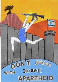 Don't dance over mass graves to prettify apartheid