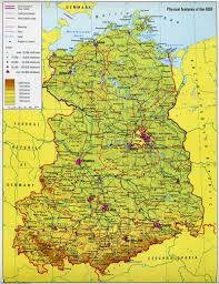 East Germany disappeared in 1990