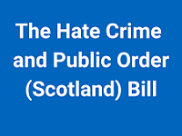 Scottish Government Hate Crime Bill