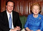 David Cameron & Margaret Thatcher: defenders of apartheid