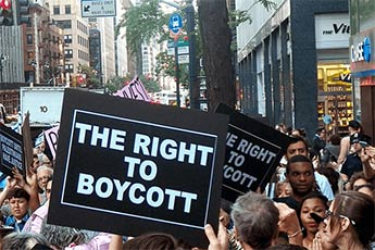right to boycott