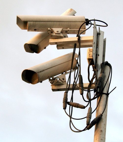 CCTV linked to social media, medical records