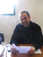 Professor Haider Eid of al-Aqsa University in Gaza