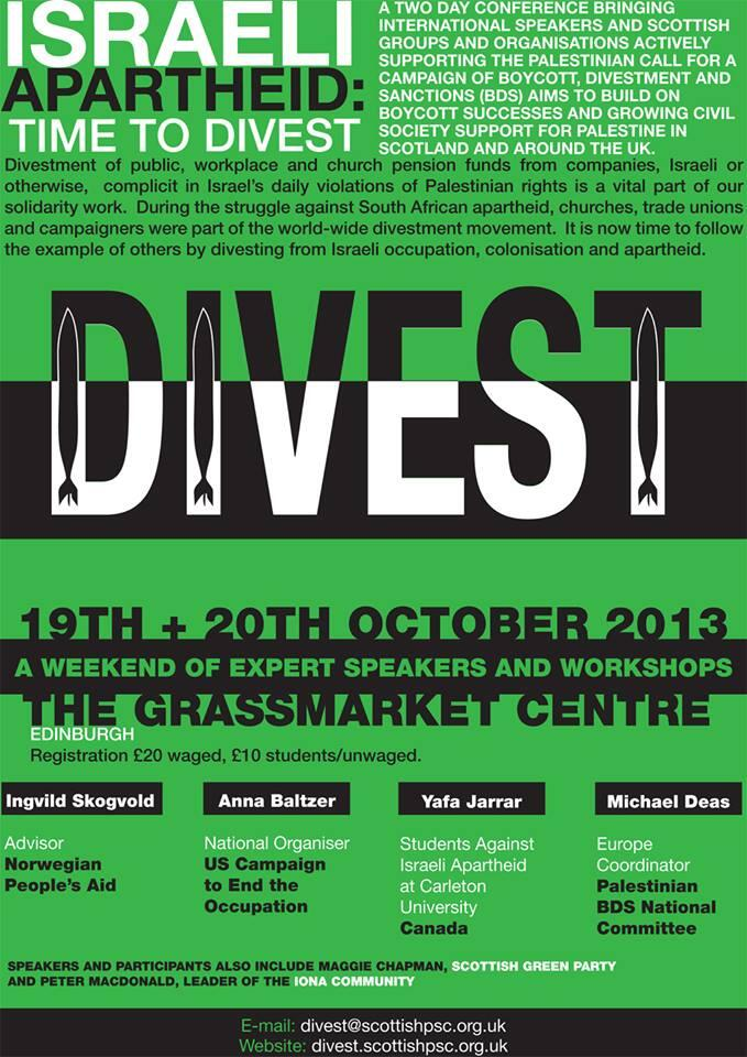 Time to Divest
