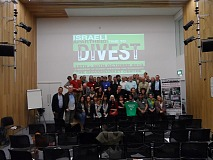 Divest from Israeli Apartheid