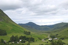 Glenshee from the Spittal