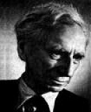Bertrand Russell, British philosopher 1872 - 1970