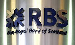 Royal Bank of Scotland has HQ in Edinburgh