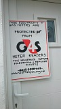 Dont admit representatives of a war ciminal entity, G4S, into your home