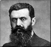 Herzl - the founder of the theory and practice of political Zionism that created a Jewish state