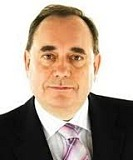 Scottish First Minister, Alex Salmond